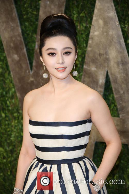 Vanity Fair and Fan Bingbing 6