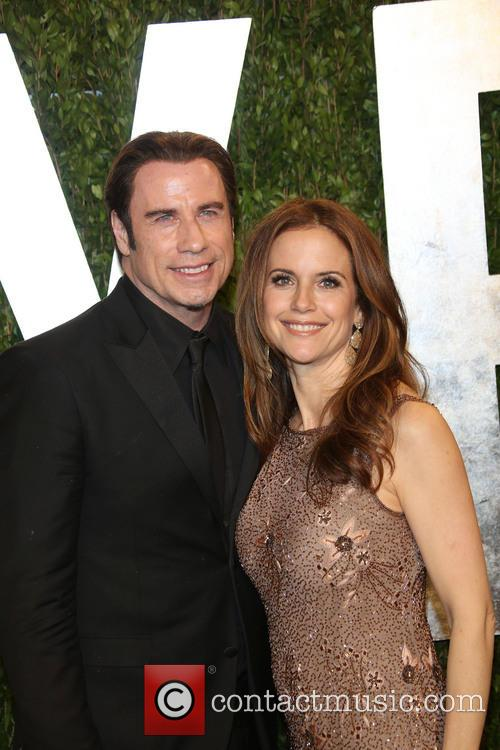John Travolta, Kelly Preston, Sunset Tower