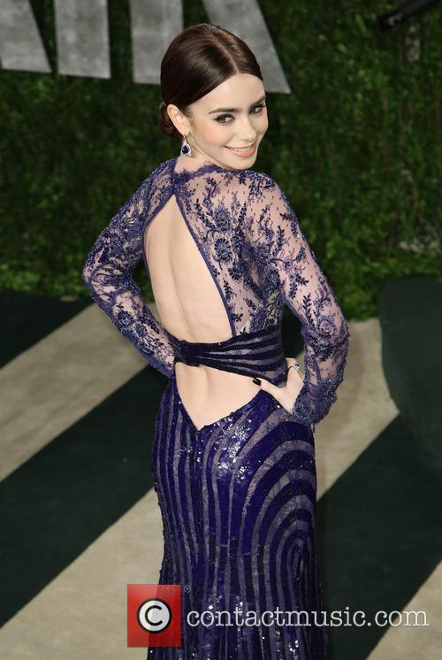 Lily Collins, The Sunset Towers