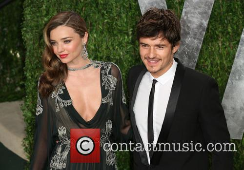 Miranda Kerr and Orlando Bloom 8