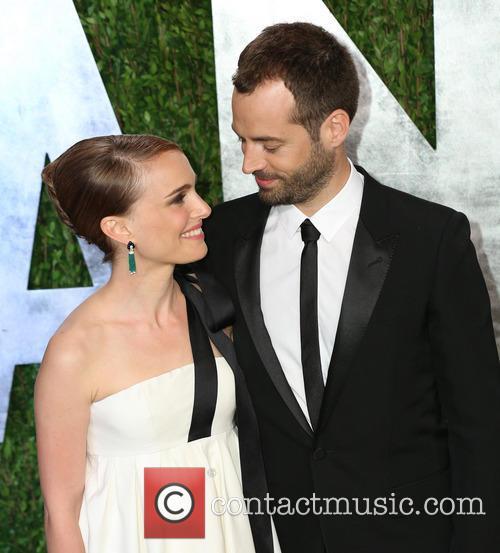 Natalie Portman and Benjamin Millepied 8