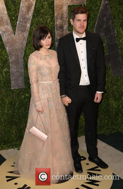 Zooey Deschanel and Jamie Linden 4
