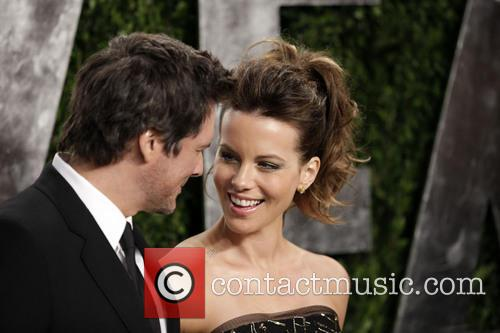 Len Wiseman and Kate Beckinsale 2