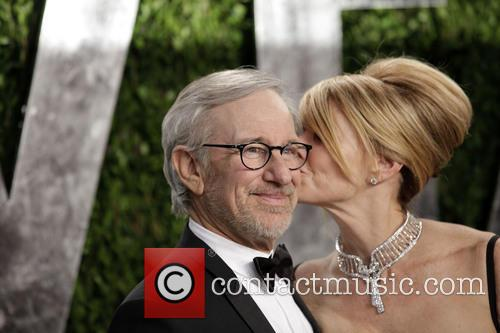 Steven Spielberg and Kate Capshaw 3