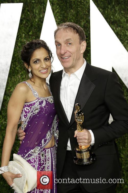 Aparna Danna and Mychael Danna 2