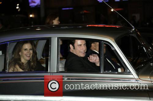 John Travolta and Kelly Preston 8