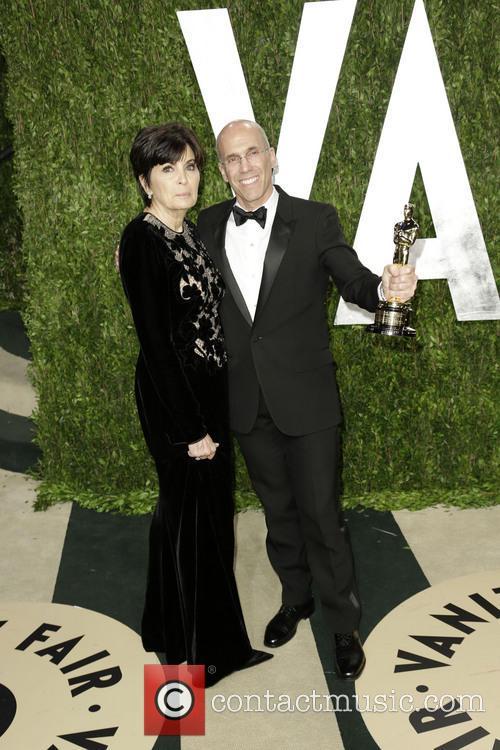 Jeffrey Katzenberg and Marilyn Katzenberg 2