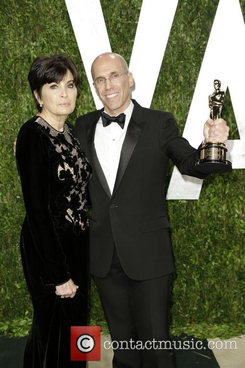 Jeffrey Katzenberg and Marilyn Katzenberg 3