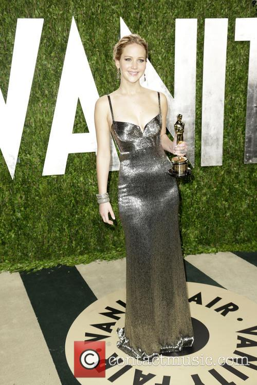 2013 Vanity Fair Oscar Party at Sunset Tower - Arrivals