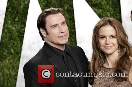 John travolta and kelly preston 1991
