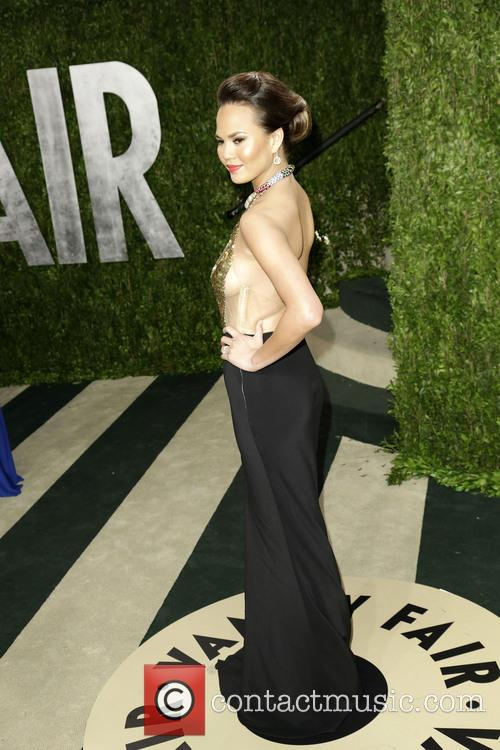 Vanity Fair and Chrissy Teigen 2