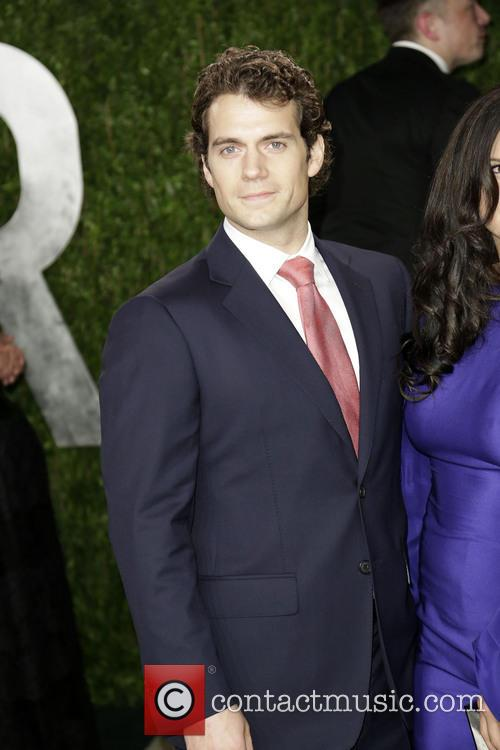 Henry Cavill, Vanity Fair Oscar Party