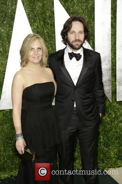 Julie Yaeger and Paul Rudd 1