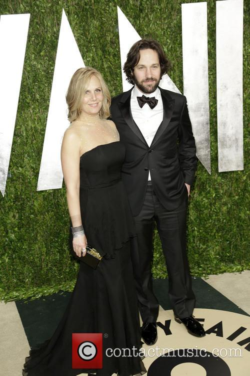 Julie Yaeger and Paul Rudd 2