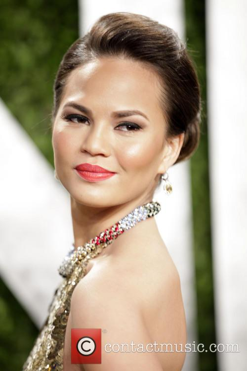 Vanity Fair and Chrissy Teigen 1