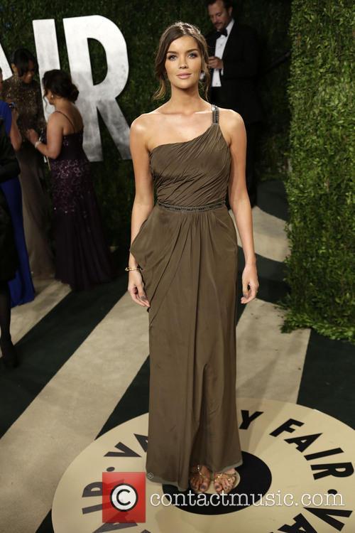 Vanity Fair and Model Natasha Barnard 1
