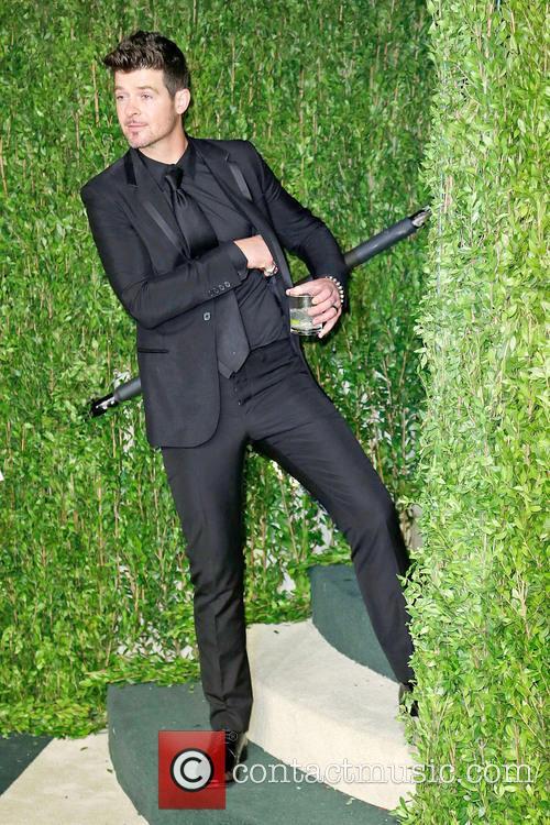 Robin Thicke Oscars