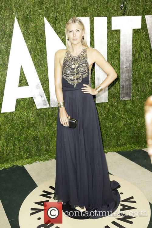 Tennis, Maria Sharapova and Vanity Fair 1