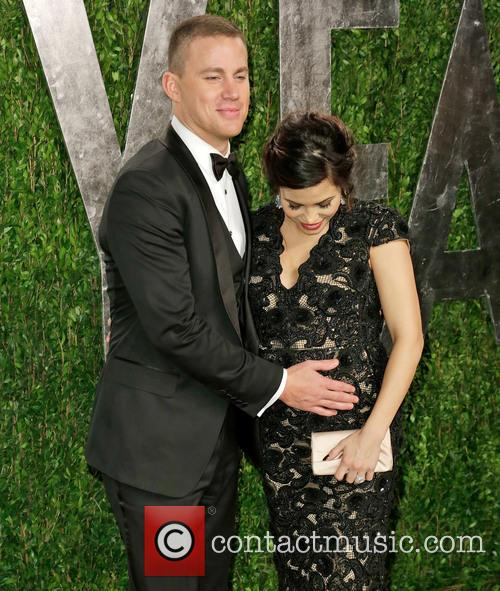 Channing Tatum and Jenna Dewan-tatum 6