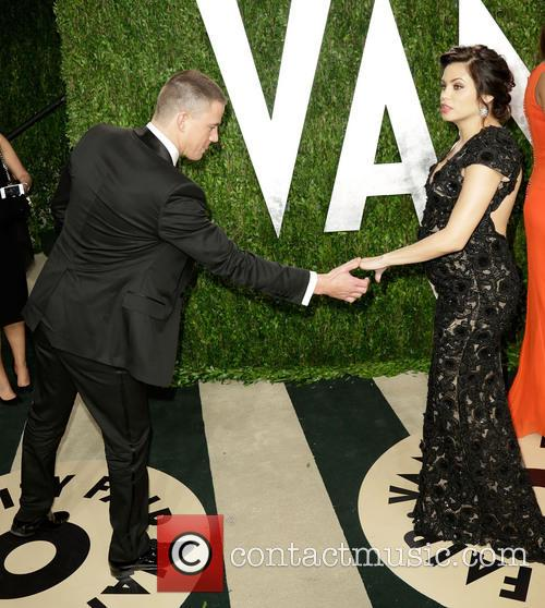 Channing Tatum and Jenna Dewan-tatum 8