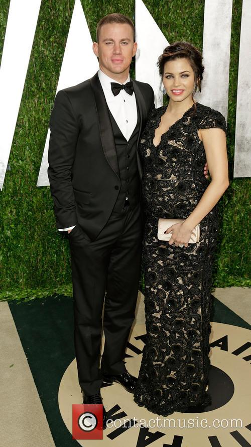 Channing Tatum and Jenna Dewan-tatum 10