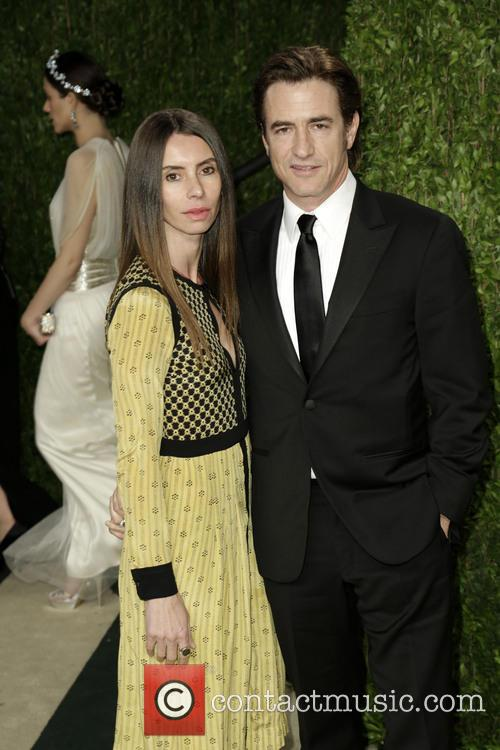 Dermot Mulroney and Tharita Catulle 1