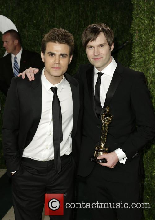 Paul Wesley and Shawn Christensen 2