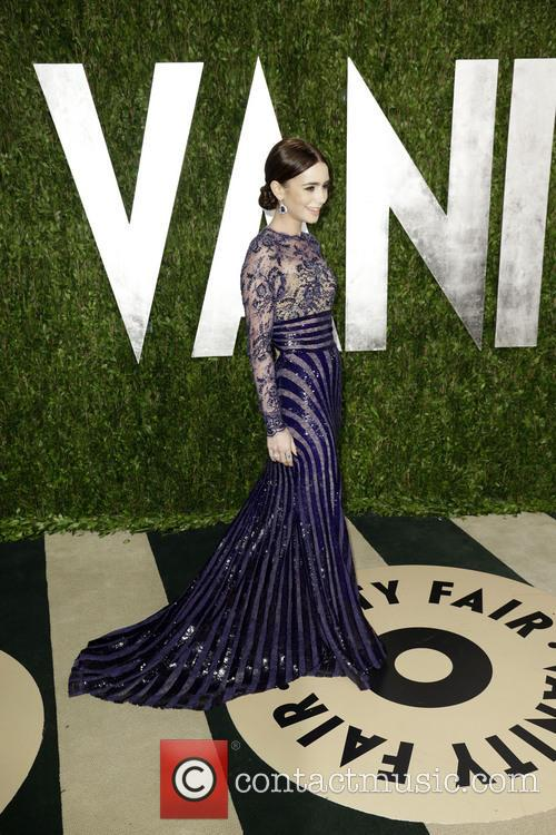 lily collins 2013 vanity fair oscar party 3522413