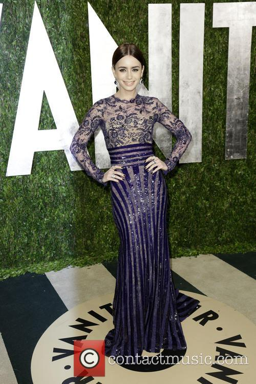2013 Vanity Fair Oscar Party at Sunset Tower
