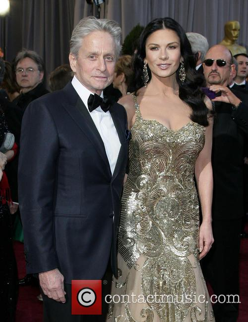 Michael Douglas and Catherine Zeta-jones 2