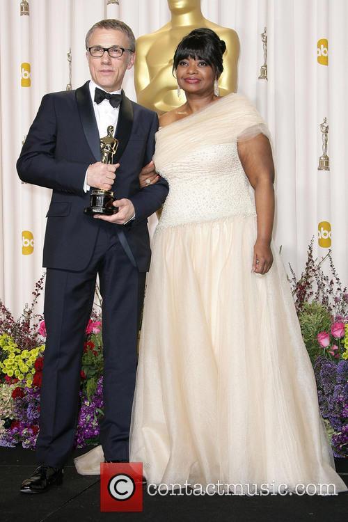 Christoph Waltz, Octavia Spencer, Oscars
