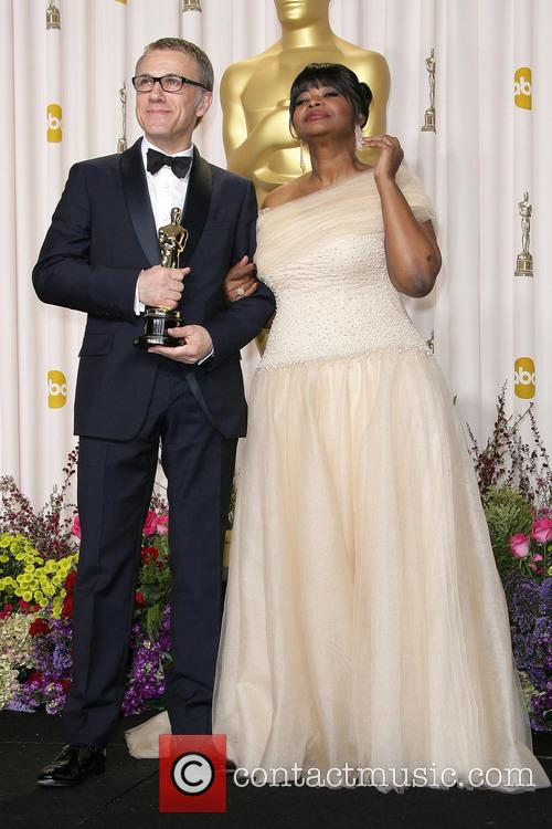 Christoph Waltz and Octavia Spencer 1