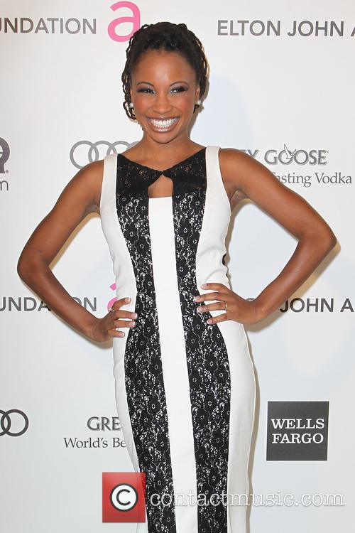shanola hampton annual elton john aids foundations 3523691