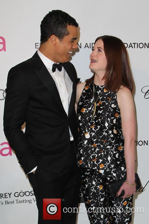 Jacob Artist and Bonnie Wright 2
