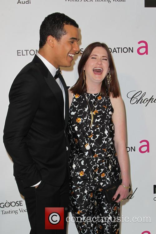 Jacob Artist and Bonnie Wright 3