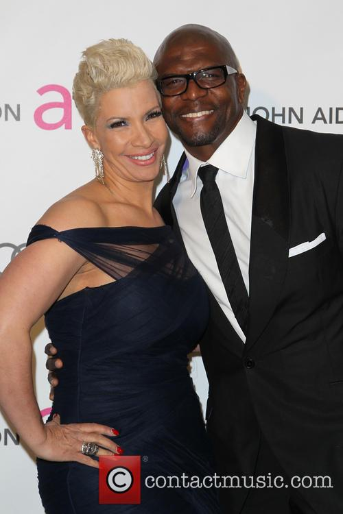 Rebecca King-crews and Terry Crews 1