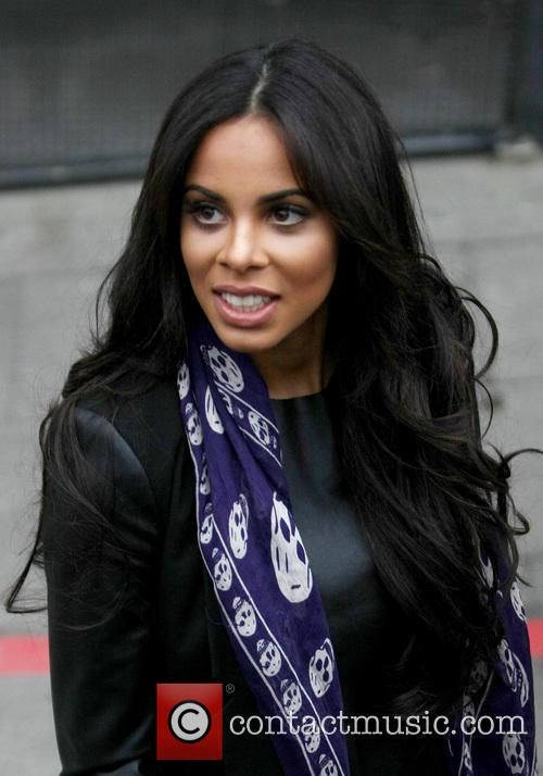 Rochelle Humes and Rochelle Wiseman 1
