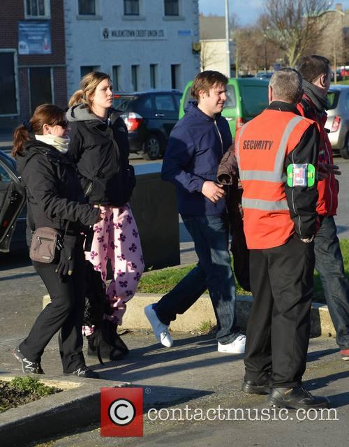 RTE drama Love/Hate season 4 filming