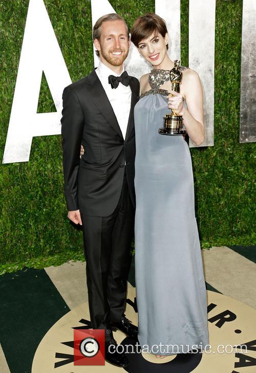 Adam Shulman and Anne Hathaway 2