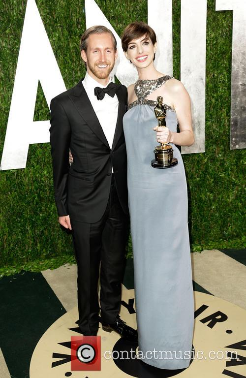 Adam Shulman and Anne Hathaway 1