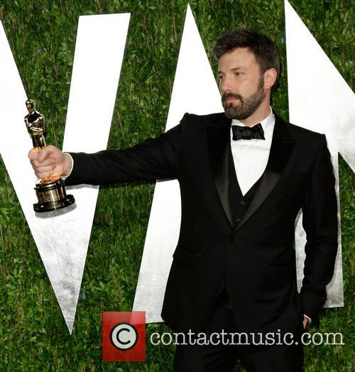 Ben Affleck, Vanity Fair Oscar Party