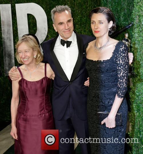 Doris Kearns Goodwin, Actor Daniel Day-lewis and Rebecca Miller 2