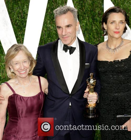 Doris Kearns Goodwin, Actor Daniel Day-lewis and Rebecca Miller 3