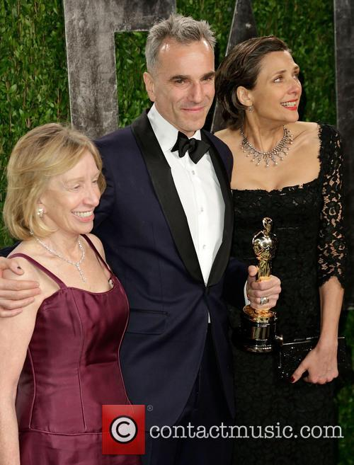 Doris Kearns Goodwin, actor Daniel Day-Lewis, Rebecca Miller