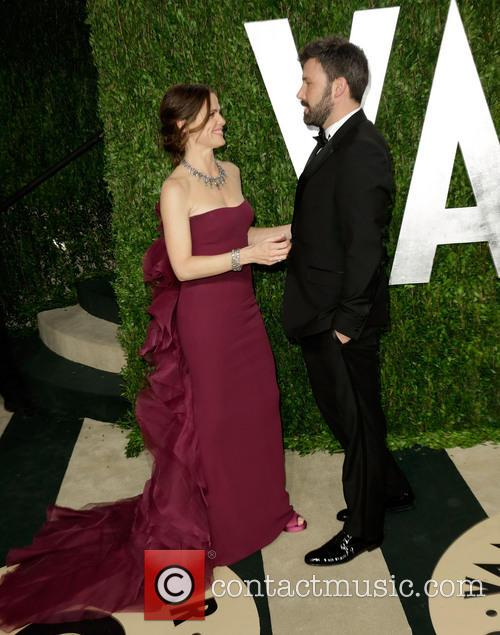 Jennifer Garner and Ben Affleck 4