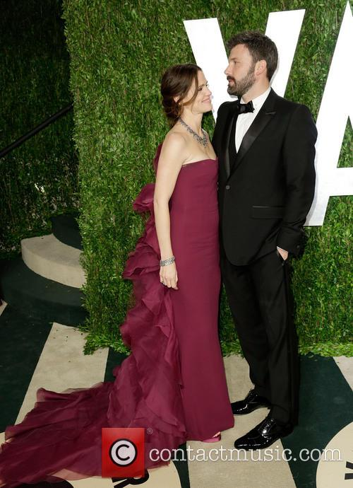 Jennifer Garner and Ben Affleck 5