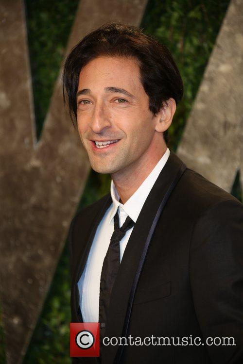adrien brody vanity fair oscar party 3528278