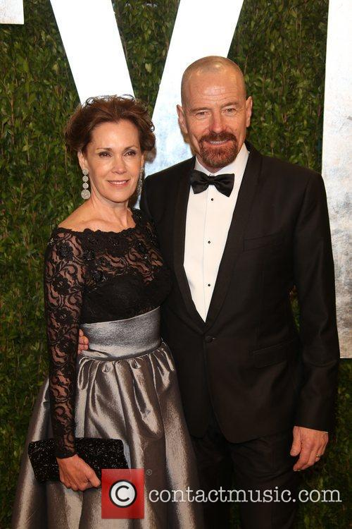 Bryan Cranston, Robin Dearden, Sunset Tower