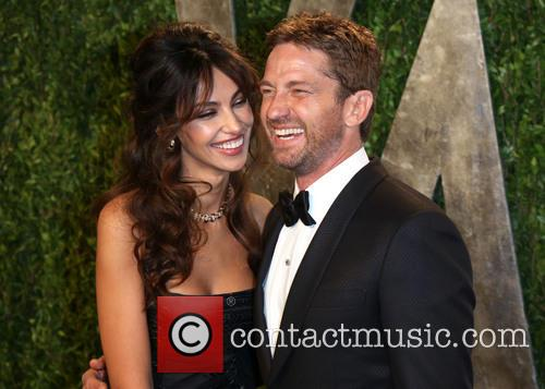Gerard Butler and Madalina Ghenea 2