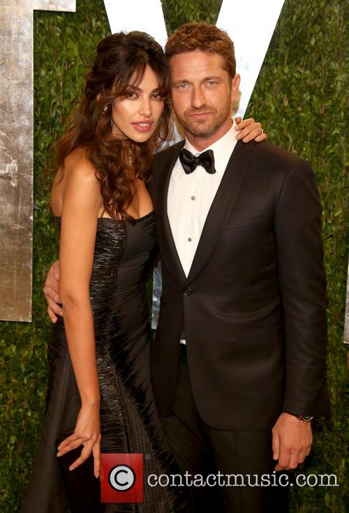 Gerard Butler and Madalina Ghenea 3